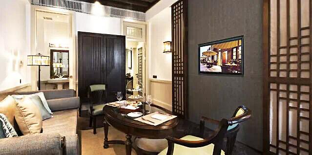 【图文】2015中式风格酒店装修设计大全_酒店设计-高