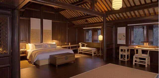 【图】2015新中式奢华酒店效果图-高思迪赛