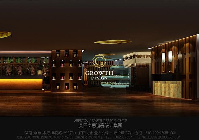 高思迪赛深圳鸿泰洋国际水会娱乐区设计