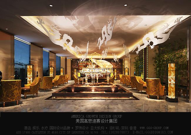 休息大厅装饰设计
